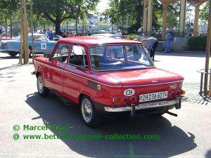 NSU Prinz 1000 TT 002h