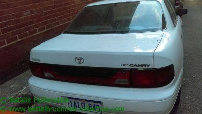 Toyota Camry XV10 AUS