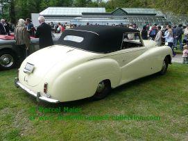 Bentley Mark VI Convertible Worblaufen 1949