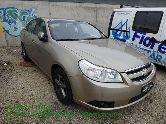 Chevrolet (Südkorea) Epica 2006