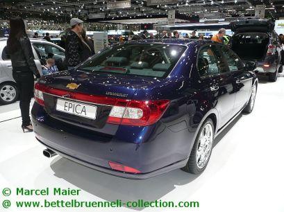Chevrolet (Südkorea) Epica 2009