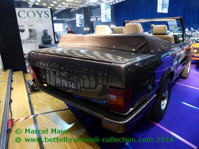 Coys Auktion Techno Classica 2018