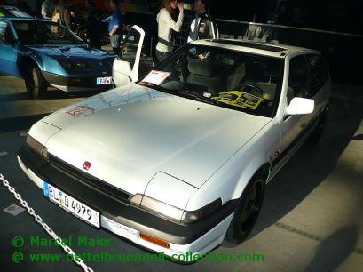 Honda Accord III Aerodeck 1988