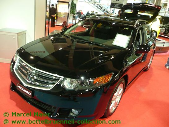 Honda Accord VIII Tourer 2008