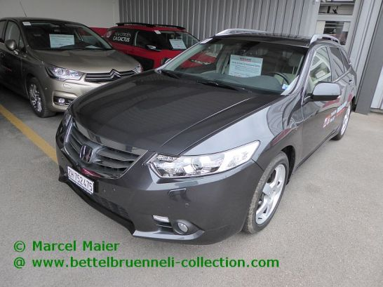 Honda Accord VIII Tourer 2014