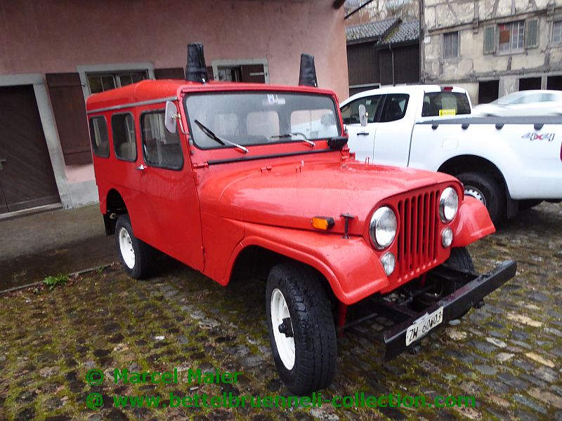 Jeep CJ-5 Station Wagon Wenger 001h