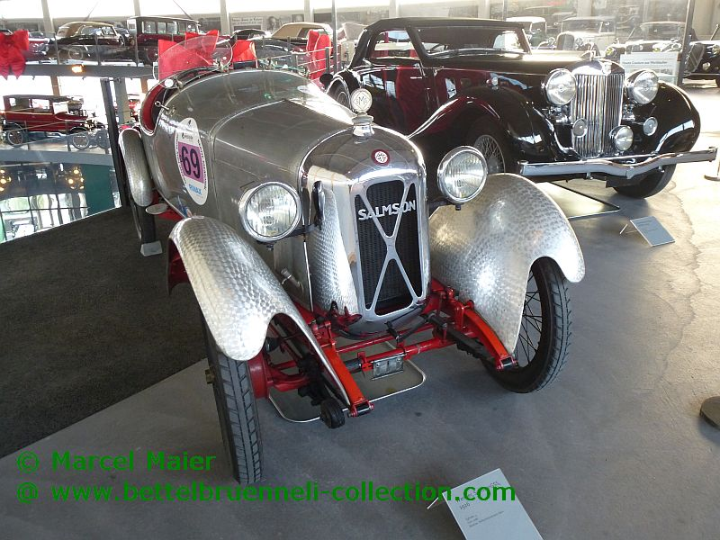 Salmson GSS 1926 Wenger 005h