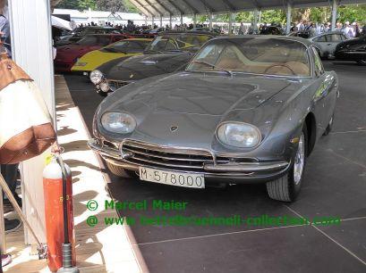 Lamborghini 400 GT 1966 Touring