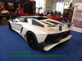 Lamborghini Aventador LP750-4 SV Roadster 2016