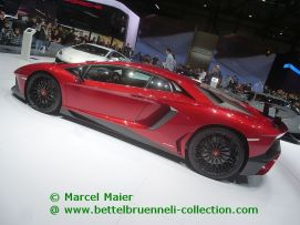 Lamborghini Aventador LP750-4 SV 2015