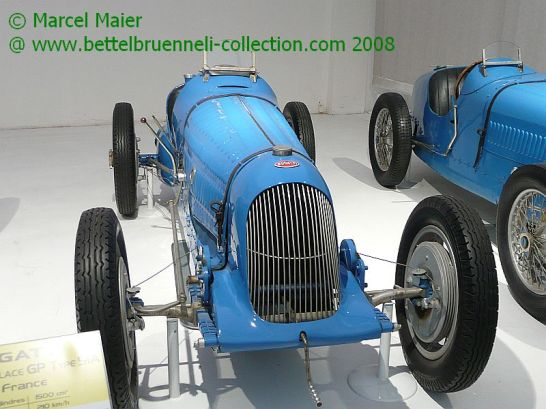 Collection Schlumpf Januar 2008