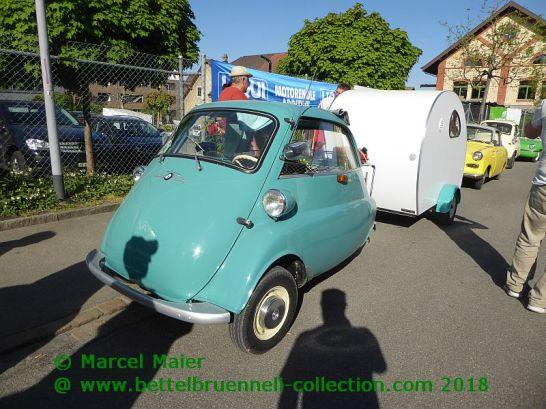 Microcar Treffen Wohlen 2018