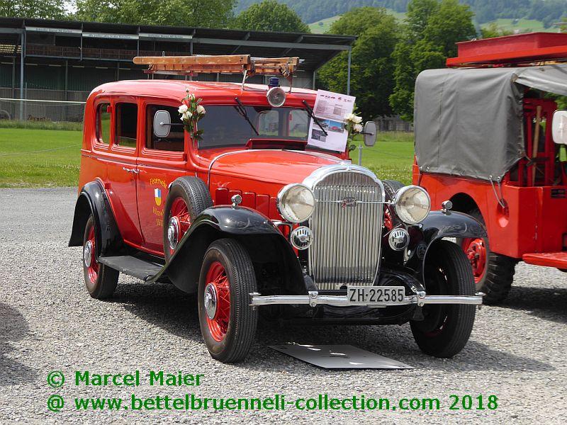 Feuerwehrauto Treffen Luzern 2018 040h