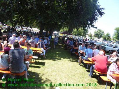 Oldtimertreffen Bad Saulgau 2018
