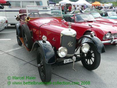 BCM Mollis 2008
