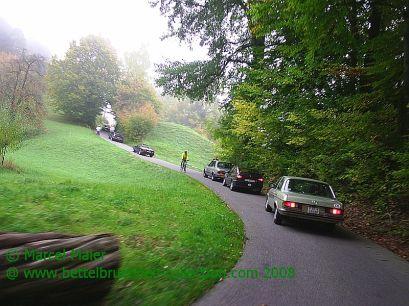 YC-Herbstausfahrt 2008