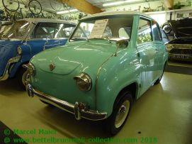 Fahrzeugmuseum Junod 2018