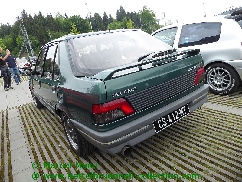 Peugeot 309 GTI Goodwood 002h
