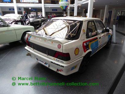 Peugeot 309 GTI Rennwagen 1989