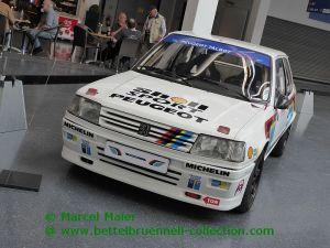 Peugeot 309 GTI Rennwagen 1989 002h