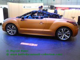 Peugeot RCZ Cabriolet Concept 2013 Magna Steyr