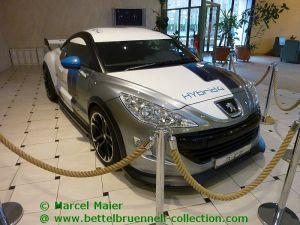 Peugeot RCZ Hybrid 4 2011 001h