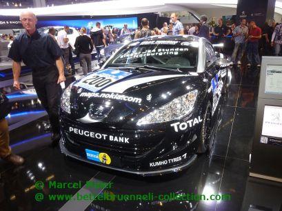 Peugeot RCZ Rallye 2011