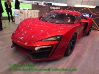 W Motors Lykan 2016