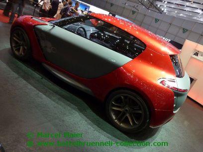 Magna Steyr Mila Aerolight Concept 2011