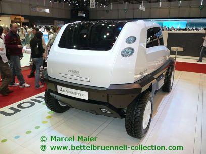 Magna Steyr Mila Alpin Concept 2008