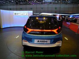 Magna Steyr Mila Blue Concept 2014