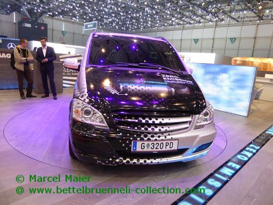 Magna Steyr Zero Emission Concept 2017