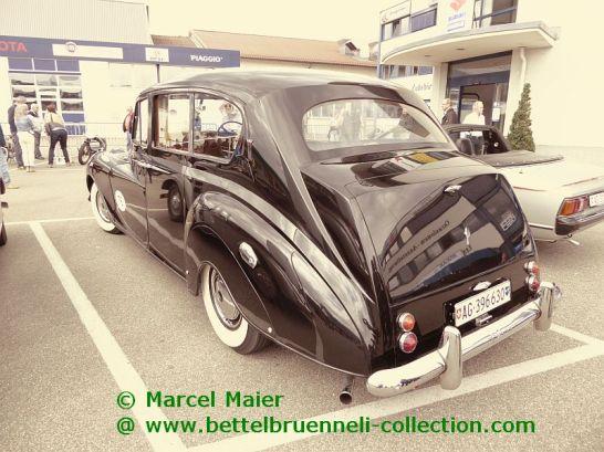 Vanden Plas Princess 4-Litre Limousine 1964