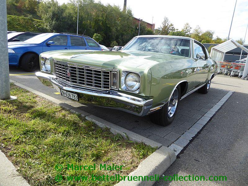 Chevrolet Monte Carlo 1972 009h