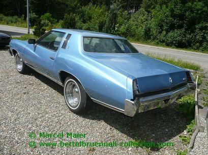 Chevrolet Monte Carlo 1973