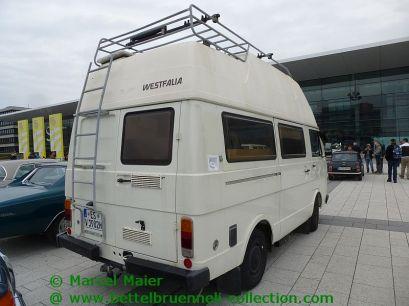 Volkswagen LT Camper Westaflia