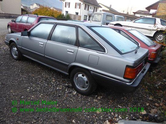 Carspotting Jura 2018