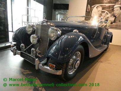 Motorworld Stuttgart November 2018