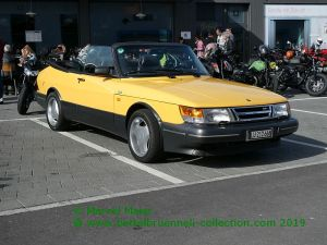 Ace Cafe März 2019 Saab 036h