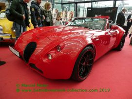 Retro Classics Stuttgart 2019 Samstag 135h