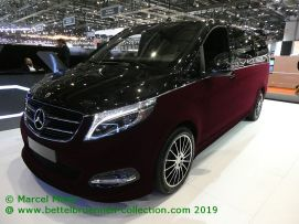 Dizain VIP Mercedes-Benz
