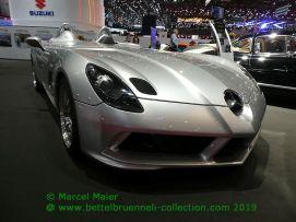 Mercedes-Benz SLR Stirling Moss 2009