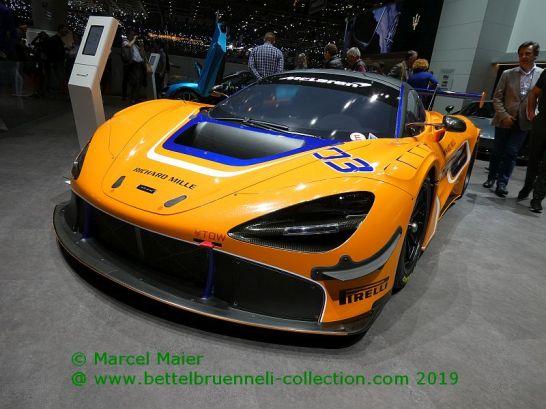 McLaren 720 S GT3