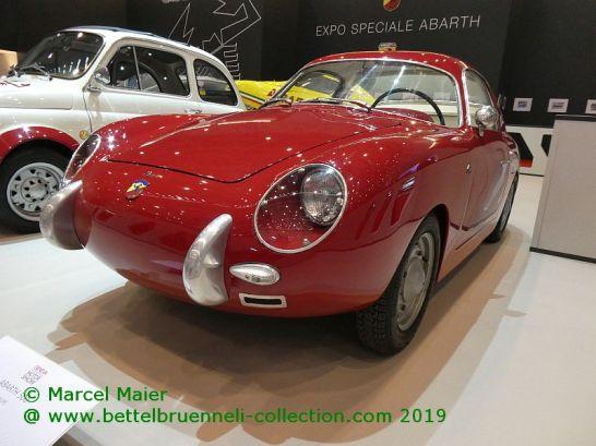 Abarth 500 Coupé Zagato 19957